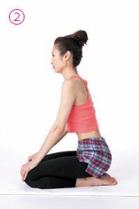 腹筋を鍛えて脂肪を燃焼させる呼吸