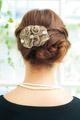 ホテル結婚式なら大人の品格溢れるしとやかヘア