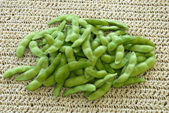 スパイシー枝豆