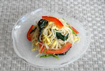彩野菜のナムル