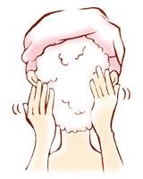 毛穴ケアのクレンジング&洗顔方法