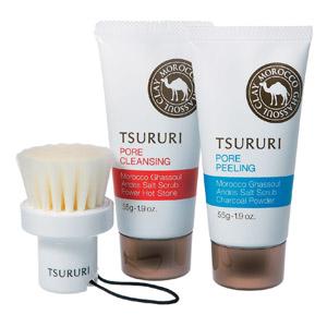 TSURURI|角栓溶かし 温感クリーム ガスールパワー(中)