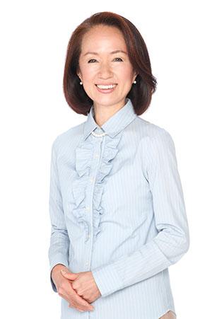 ビューティプロデューサー廣森知恵子先生