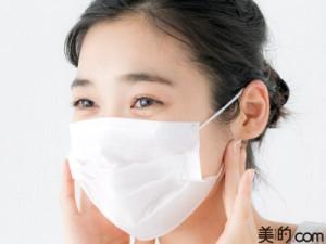 マスクで乾燥を防御!