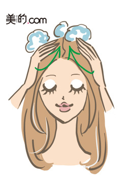 白髪を予防するシャンプー&ヘアケア方法