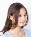 【4】ゆるぼさ前髪カール