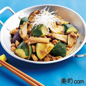 高野豆腐のスタミナレシピ