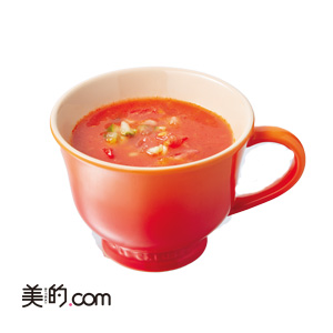 ダイエットにはスープが最適