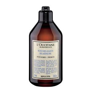 ロクシタン|リラクシング バスオイル