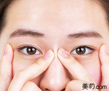 目元のたるみを改善する眼輪筋トレーニング