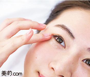 資生堂の目元美容液、しわが気になる時の使い方