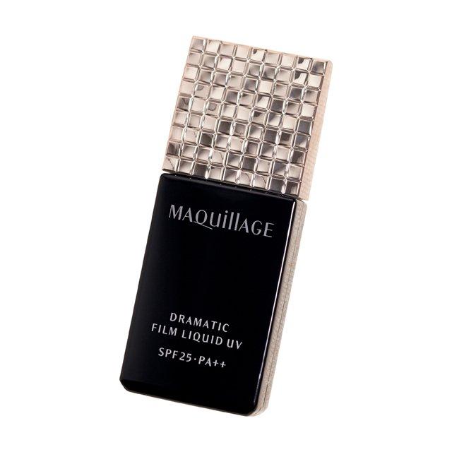 【第5位】マキアージュ|ドラマティックスキニーフィルムリキッド UV 30ml ¥3,500(スポンジつき/編集部調べ)