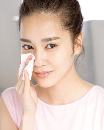 毛穴&美白におすすめ拭き取り化粧水
