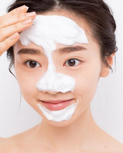 毎日の洗顔×週1ディープクレンズで詰まり毛穴ケア