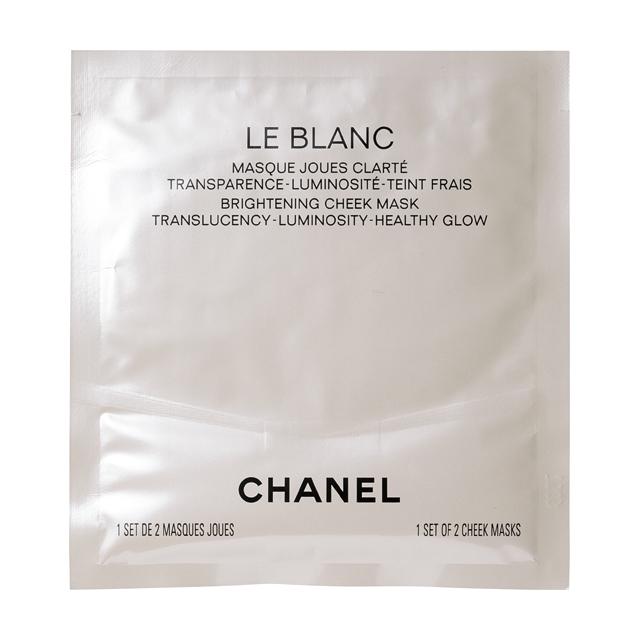 シャネル|ル ブラン チーク マスク