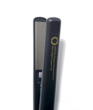 ローネジャパン アゲツヤ チタニウム プロフェッショナル ヘアアイロン シャイニー ストレート&ゴージャスカール|¥3,685