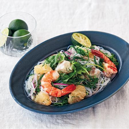 夏におすすめ!代謝を上げる麺レシピ3種