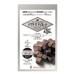 低GIチョコレートとレアチーズ
