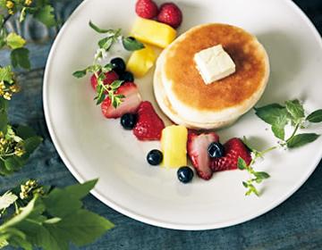 GLUTEN FREE & VEGAN CHOICE COFFEE & PANCAKES KYOTO|グルテンフリーのパンケーキ