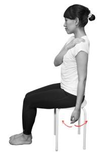 固くなった筋肉のリセット!肩こり解消ストレッチ