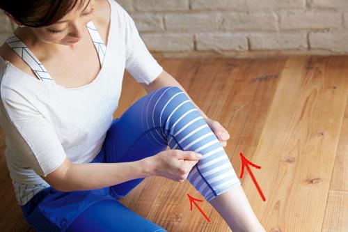 和田清香さんの足マッサージ法