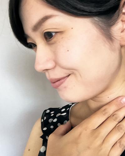 オイル状美容液でふっくら肌体験