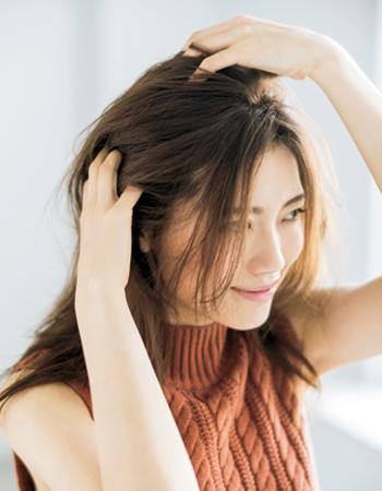 サラサラすぎる髪も扱いやすくなる!ストレートのスタイリング剤はワックスとクリームのミックス使いで