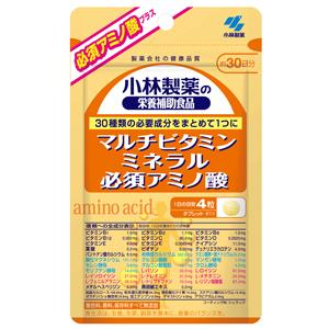 マルチビタミン3種