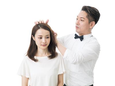 頭皮マッサージで抜け毛対策