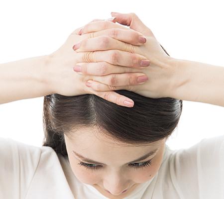 薄毛&抜け毛予防に効く頭皮マッサージ(その1)