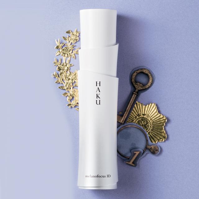 【1】資生堂│白さに手応え!一年中使える美容液