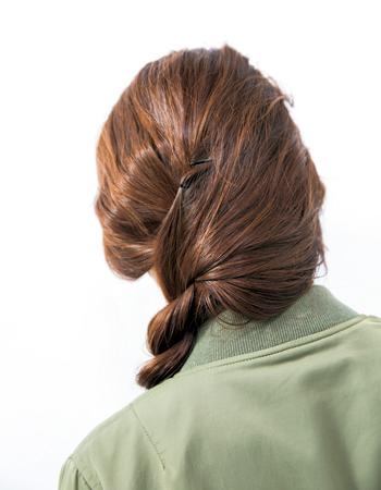 長さ別♪編み込み&三つ編みヘアアレンジ|ロング