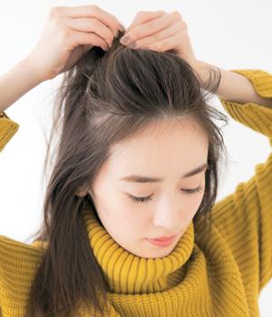 ロングの髪型アレンジ24選|ロングの簡単ヘアアレンジまとめ