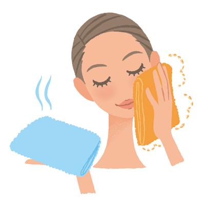 肌の保湿力と代謝をアップさせる