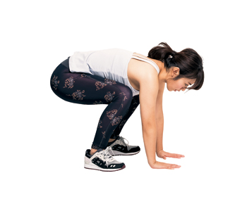 腹筋&二の腕にも効くファンクショナルトレーニング2