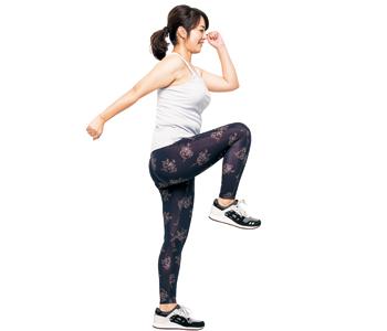タイトパンツを履きたい人のための下半身全体を鍛えるトレーニング