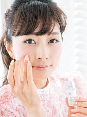 美容家の顔の毛穴ブツブツケア術