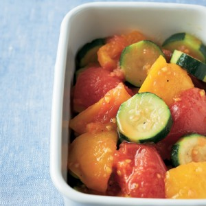 野菜煮込みラタトゥイユ風