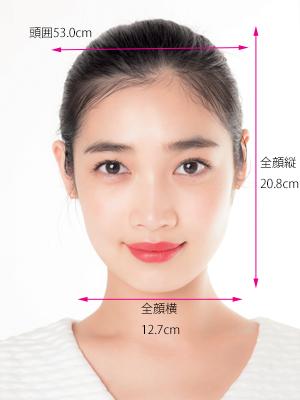 モデル級の小顔になるテク大公開