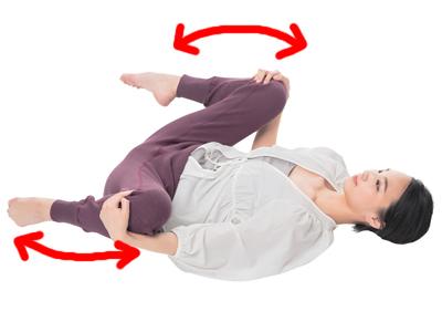床バレエストレッチで下半身を柔らかく!
