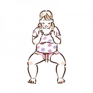 日頃使わない筋肉刺激!全身の筋力アップを目指して