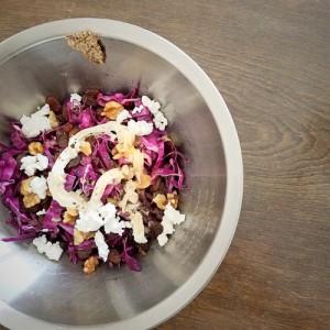 アンチエイジングの見方!紫キャベツのレシピ