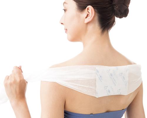 肩&背中のムダ毛をセルフ&ペアで処理