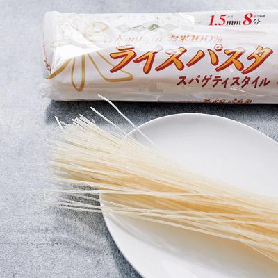糖質を押さえたヘルシー麺を活用