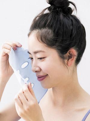 顔の汗っかきには、メイク前に徹底冷却