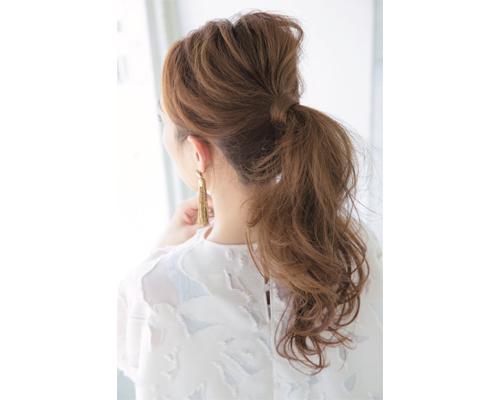 かわいい髪型19選|簡単ヘアアレンジ&ヘアスタイルのトレンド