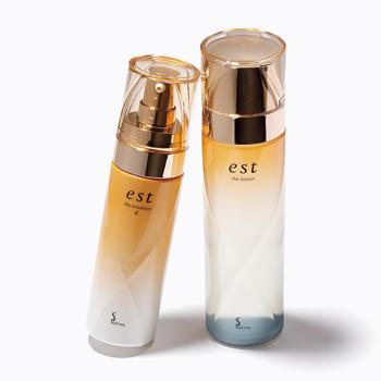 どんな乾燥下でも潤いキープ!「エスト」の高保湿化粧水