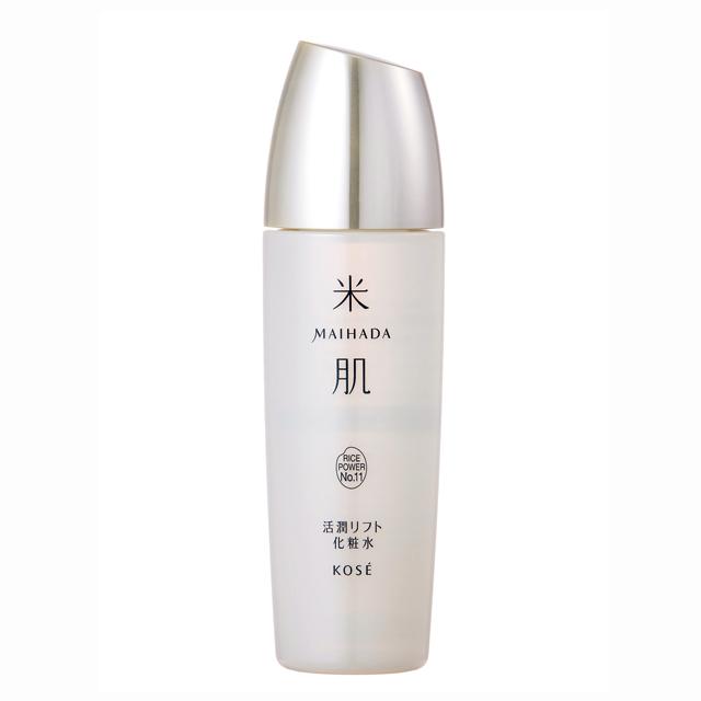 潤いあるハリ肌に!「米肌」のエイジングケア化粧水