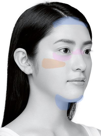 男顔・面長さんの骨格修正小顔テク
