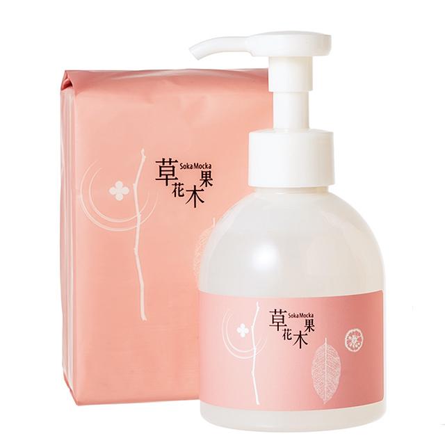 草花木果|洗い流し不要の洗顔うるおい水